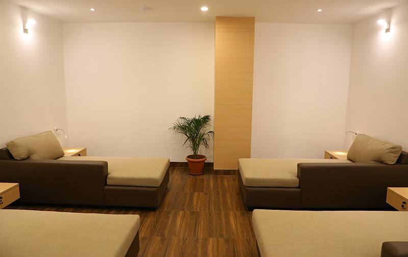 fresh up rooms in